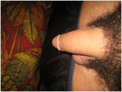 If my partners little dick